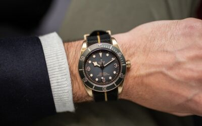 Introducing The Tudor Black Bay Bronze With Slate Grey Dial