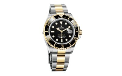 The Rolex Sea-Dweller In Two-Tone Steel And Yellow Gold
